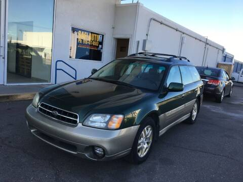 2000 Subaru Outback for sale at Safi Auto in Sacramento CA