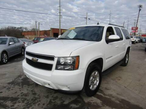 2008 Chevrolet Suburban for sale at A & A IMPORTS OF TN in Madison TN