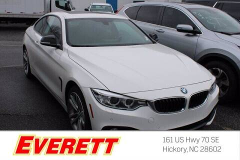 2014 BMW 4 Series for sale at Everett Chevrolet Buick GMC in Hickory NC