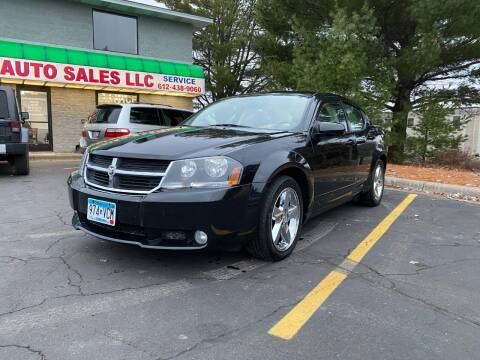2008 Dodge Avenger for sale at Northstar Auto Sales LLC in Ham Lake MN