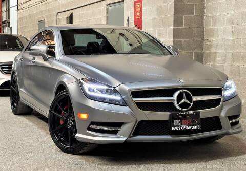 2013 Mercedes-Benz CLS for sale at Haus of Imports in Lemont IL