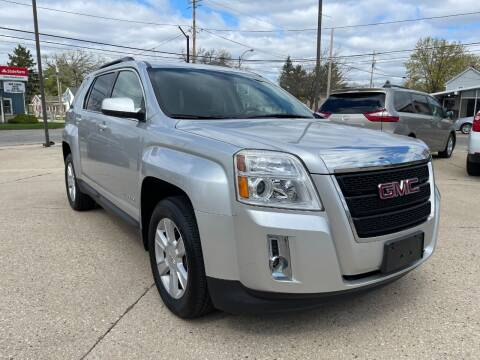 2013 GMC Terrain for sale at Auto Gallery LLC in Burlington WI