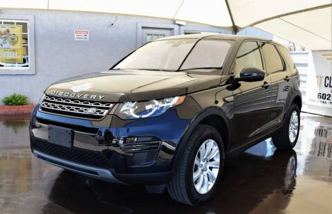2019 Land Rover Discovery Sport for sale at 1st Class Motors in Phoenix AZ