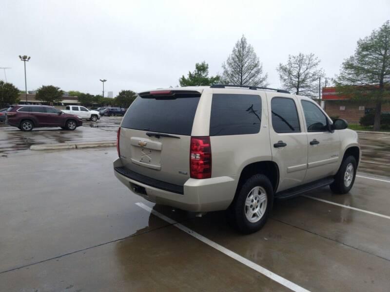 2008 Chevrolet Tahoe 4x2 LS 4dr SUV - Mckinney TX