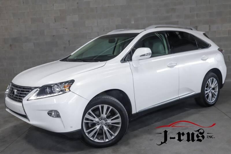 2014 Lexus RX 350 for sale at J-Rus Inc. in Macomb MI
