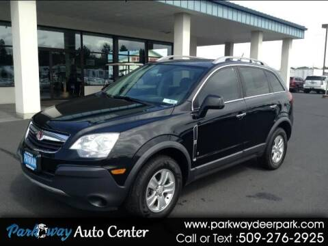 2008 Saturn Vue for sale at PARKWAY AUTO CENTER AND RV in Deer Park WA