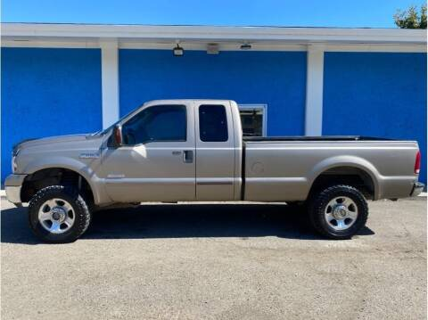 2006 Ford F-250 Super Duty for sale at Khodas Cars in Gilroy CA