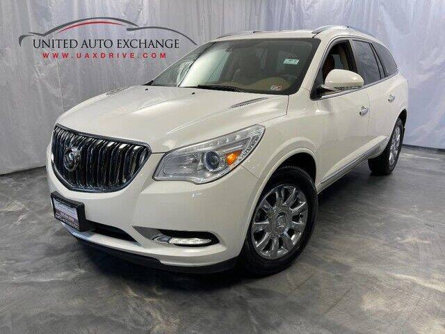2015 Buick Enclave for sale at United Auto Exchange in Addison IL