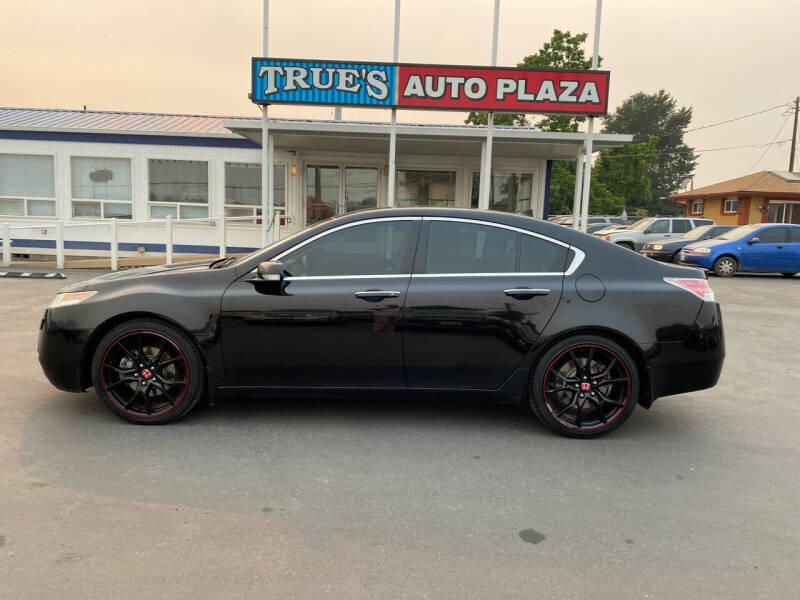 2010 Acura TL for sale at True's Auto Plaza in Union Gap WA