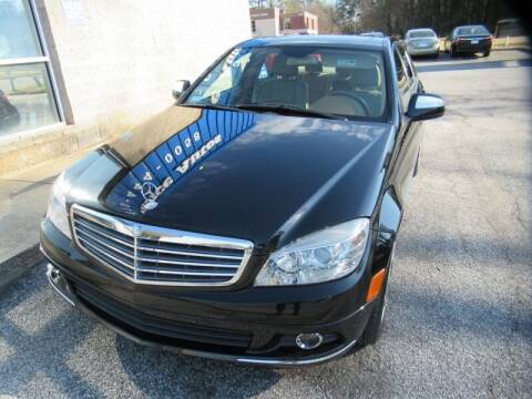 2008 Mercedes-Benz C-Class for sale at Southern Auto Solutions - 1st Choice Autos in Marietta GA