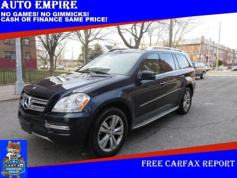 2012 Mercedes-Benz GL-Class for sale at Auto Empire in Brooklyn NY