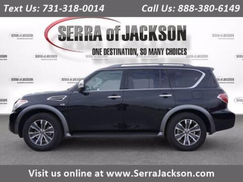 2019 Nissan Armada for sale at Serra Of Jackson in Jackson TN