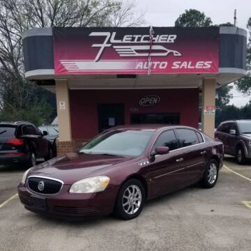 2006 Buick Lucerne for sale at Fletcher Auto Sales in Augusta GA
