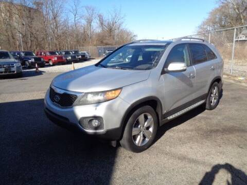 2012 Kia Sorento for sale at MR DS AUTOMOBILES INC in Staten Island NY