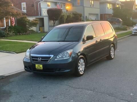2006 Honda Odyssey for sale at Reis Motors LLC in Lawrence NY