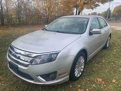 2011 Ford Fusion Hybrid for sale at CItywide Auto Credit in Oregon OH