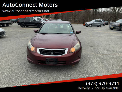 2009 Honda Accord for sale at AutoConnect Motors in Kenvil NJ