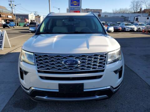 2018 Ford Explorer for sale at OFIER AUTO SALES in Freeport NY