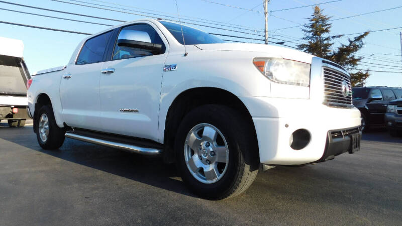 2011 Toyota Tundra for sale at Action Automotive Service LLC in Hudson NY