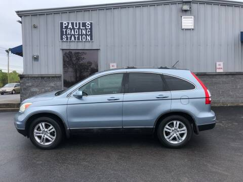 2010 Honda CR-V for sale at Ron's Auto Sales (DBA Paul's Trading Station) in Mount Juliet TN