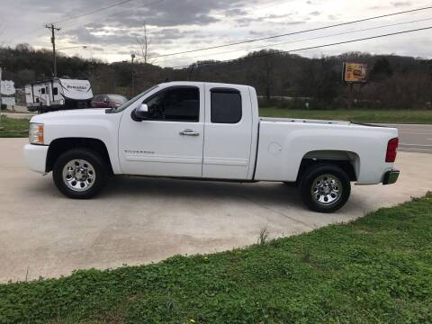 2010 Chevrolet Silverado 1500 for sale at HIGHWAY 12 MOTORSPORTS in Nashville TN
