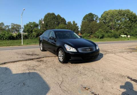2008 Infiniti G35 for sale at InstaCar LLC in Independence MO