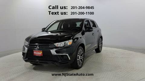 2019 Mitsubishi Outlander Sport for sale at NJ State Auto Used Cars in Jersey City NJ