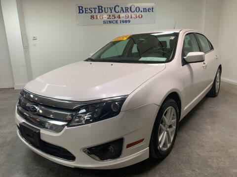 2012 Ford Fusion for sale at Best Buy Car Co in Independence MO