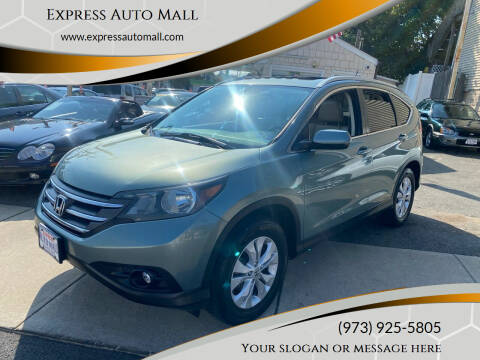2012 Honda CR-V for sale at Express Auto Mall in Totowa NJ