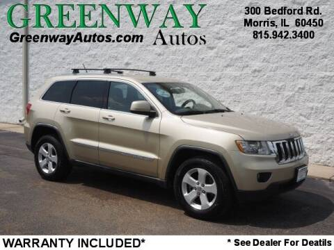 2011 Jeep Grand Cherokee for sale at Greenway Automotive GMC in Morris IL