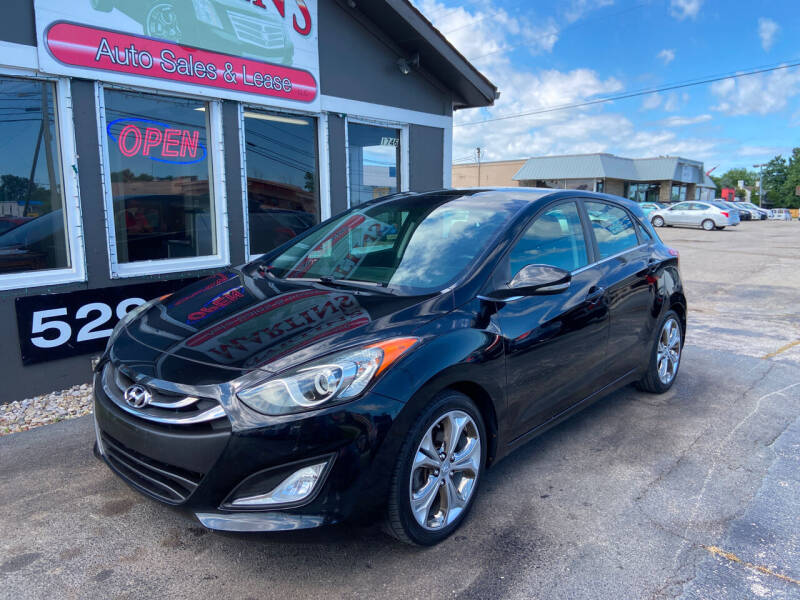 2013 Hyundai Elantra GT for sale at Martins Auto Sales in Shelbyville KY