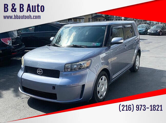 2010 Scion xB for sale at B & B Auto in Cleveland OH