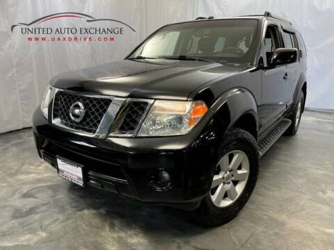 2008 Nissan Pathfinder for sale at United Auto Exchange in Addison IL