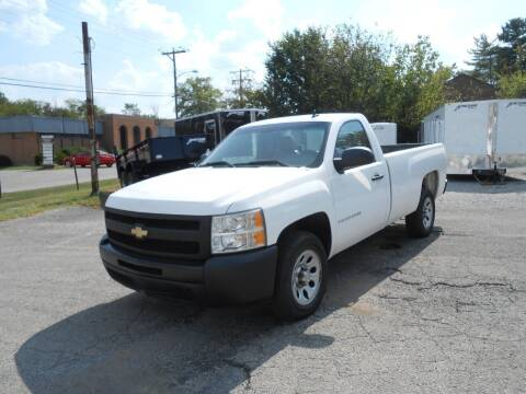 2009 Chevrolet Silverado 1500 for sale at Jerry Moody Auto Mart in Jeffersontown KY