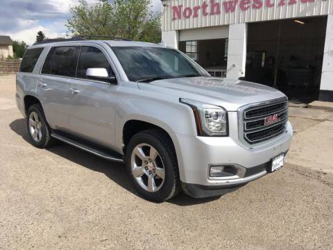 2016 GMC Yukon for sale at Northwest Auto Sales & Service Inc. in Meeker CO