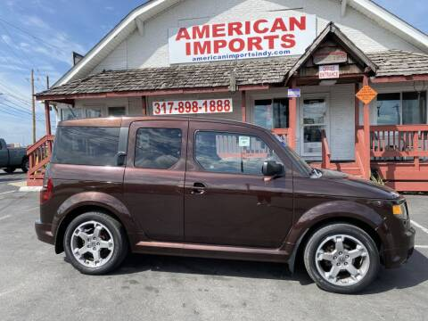 2008 Honda Element for sale at American Imports INC in Indianapolis IN