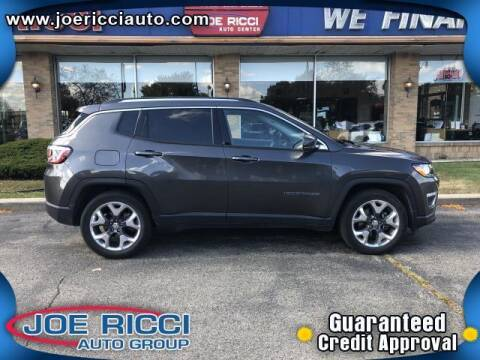 2019 Jeep Compass for sale at Mr Intellectual Cars in Shelby Township MI
