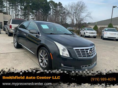 2013 Cadillac XTS for sale at Smithfield Auto Center LLC in Smithfield NC