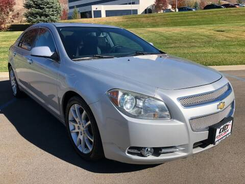 2012 Chevrolet Malibu for sale at DRIVE N BUY AUTO SALES in Ogden UT