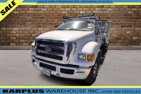 2006 Ford F-650 Super Duty for sale at Karplus Warehouse in Pacoima CA
