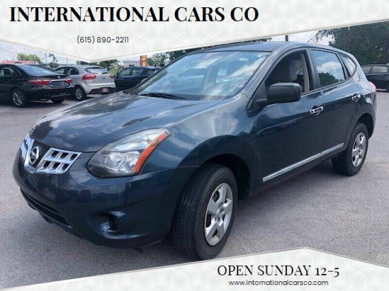 2015 Nissan Rogue Select for sale at International Cars Co in Murfreesboro TN