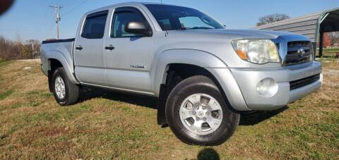 2009 Toyota Tacoma for sale at Sinclair Auto Inc. in Pendleton IN