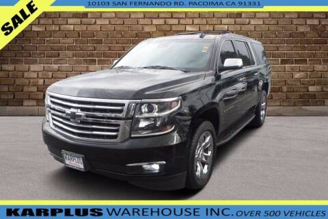 2017 Chevrolet Suburban for sale at Karplus Warehouse in Pacoima CA