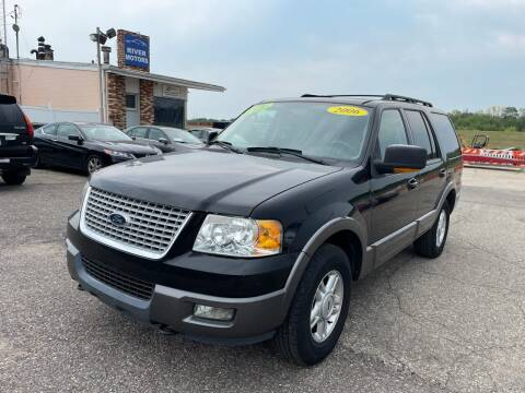 2006 Ford Expedition for sale at River Motors in Portage WI
