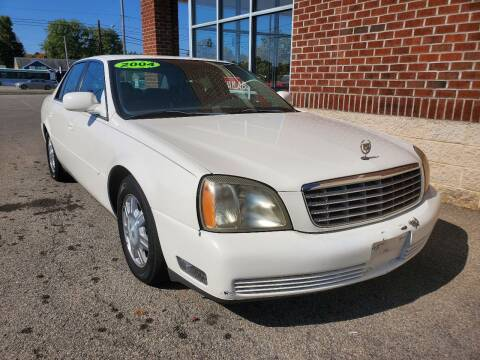 2004 Cadillac DeVille for sale at Boardman Auto Exchange in Youngstown OH