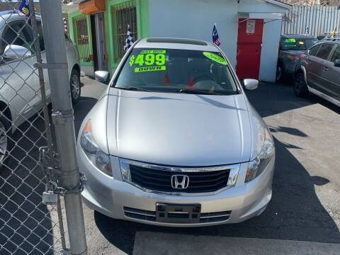 2009 Honda Accord for sale at Best Cars R Us LLC in Irvington NJ