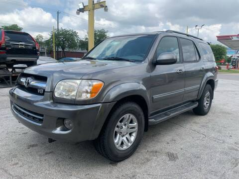 2006 Toyota Sequoia for sale at Friendly Auto Sales in Pasadena TX