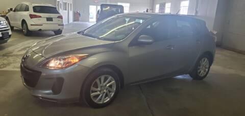 2012 Mazda MAZDA3 for sale at Klika Auto Direct LLC in Olathe KS