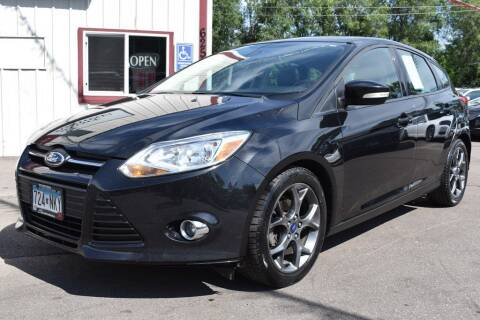 2013 Ford Focus for sale at DealswithWheels in Hastings MN