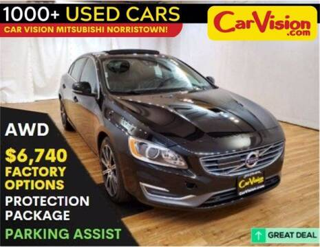 2018 Volvo S60 for sale at Car Vision Buying Center in Norristown PA